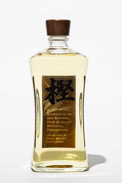 【麦焼酎】樫(KASHI)